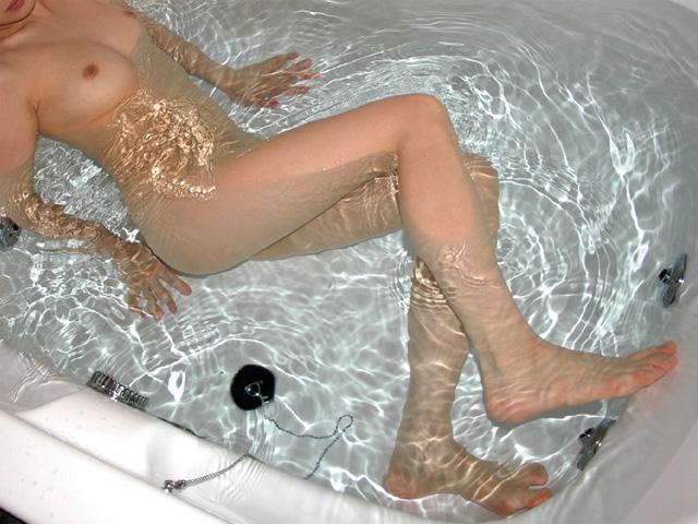 お風呂おっぱい